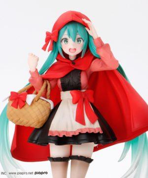 Hatsune Miku Wonderland Little Red Riding Hood
