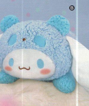 Momoko Panda x Cinnamoroll Plush
