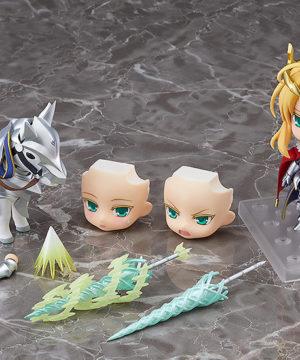Nendoroid Lancer Altria Pendragon & Dun Stallion