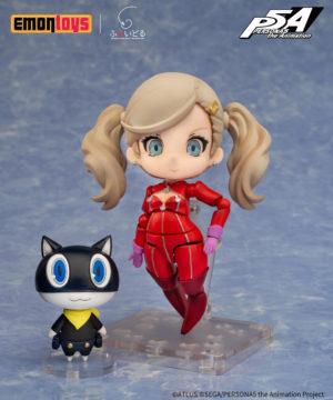 Ann Takamaki Phantom Thief Deformed Action Figure