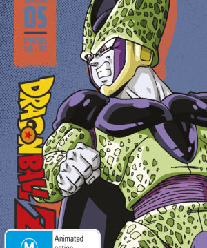 Dragon Ball Z Season 5  Limited Edition Steelbook Blu-Ray