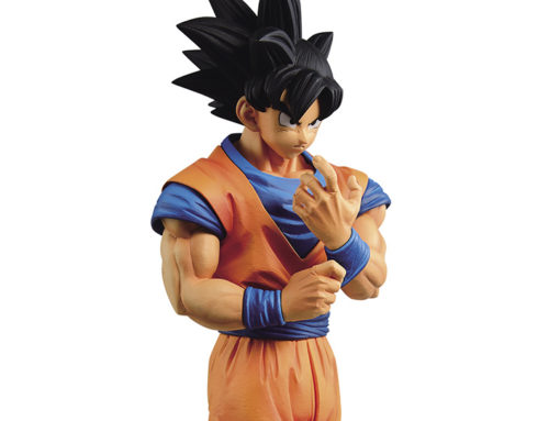 Dragon Ball Z Solid Edge Works Vol.1 Goku