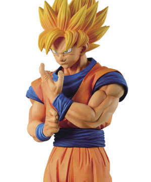 Dragon Ball Z Solid Edge Works Vol.1 Super Saiyan Goku