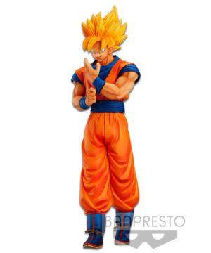 Dragon Ball Z Solid Edge Works Vol.1 Super Saiyan Goku