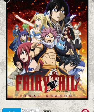 Fairy Tail Final Season Collection 25 DVD