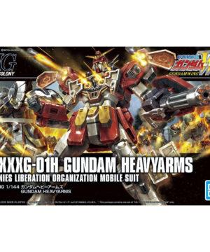 GUNDAM HEAVYARMS HGAC Gundam