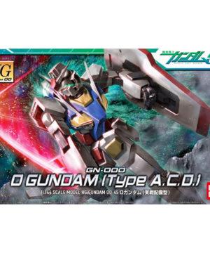HG O Gundam