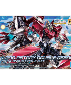 LOAD ASTRAY DOUBLE REBAKE