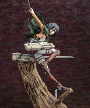 Mikasa Ackerman ARTFX J Renewal Package Ver