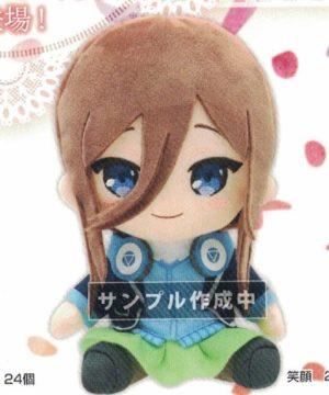 Miku Nakano Plush Ver B