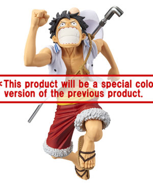 Monkey D. Luffy Special Colour