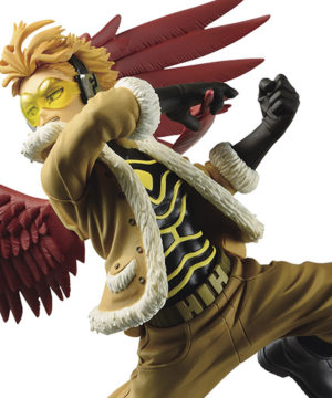 My Hero Academia The Amazing Heroes Vol 12 Hawks