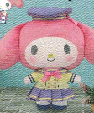 My Melody School Uniform Plush