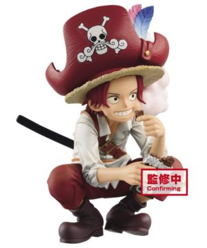 One Piece DXF The Grandline Children Wanokuni Shanks Vol 1