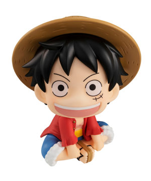 One Piece Look Up Series Monkey D Luffy