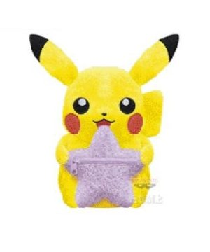 Pokemon Pikachu With Sweets