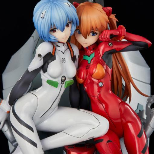Rei & Asuka Twinmore Object
