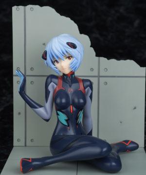 Rei Ayanami Plugsuit Ver Evangelion Color