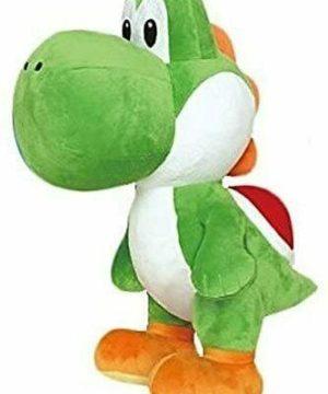 Super Mario Green Yoshi Plush