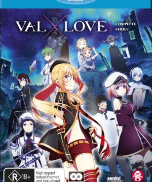 Val X Love Subtitled Edition Blu-Ray