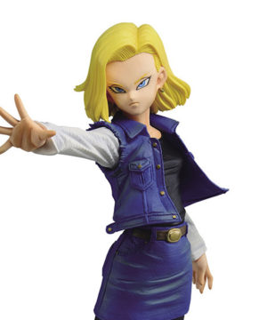 Dragon Ball Z Match Makers Android 18