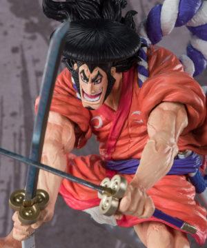Figuarts Zero Extra Battle Kozuki Oden