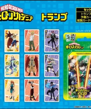 My Hero Academia Playing Cards