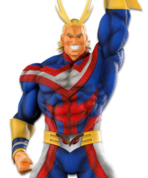 Super Master Stars Piece The All Might The Brush