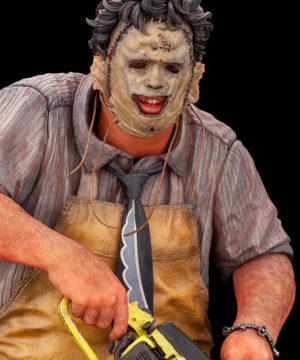 The Texas Chainsaw Massacre 1974 Leatherface ARTFX