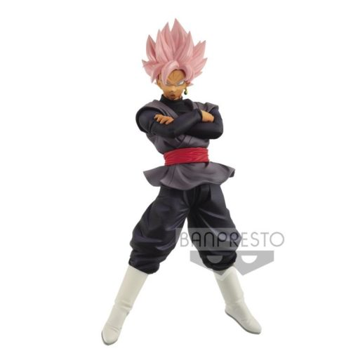 Dragon Ball Super Warrior Retsuden II Vol 6 Super Saiyan Rose