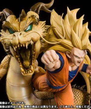 Figuarts Zero Dragon Ball Z Goku Super Saiyan 3 Dragon Fist Explosion Battle