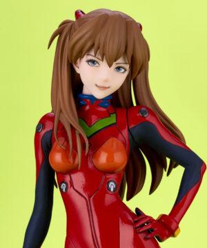 Hayashi Hiroki Figure Collection EVAGIRLS Asuka Shikinami Langley