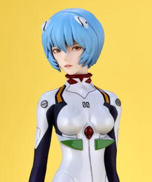 Hayashi Hiroki Figure Collection EVAGIRLS Rei Ayanami