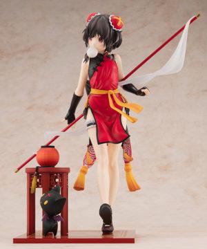 Megumin Light Novel China Dress
