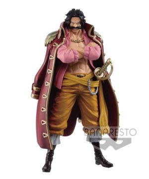 One Piece DXF The Grandline Men Vol 12 Gol D Roger