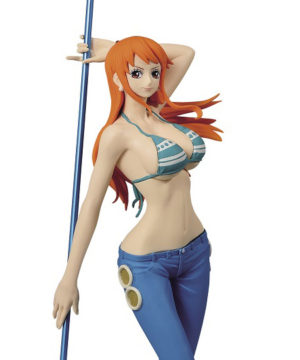 One Piece Glitter & Glamours Nami Ver A