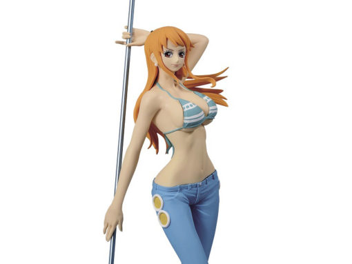 One Piece Glitter & Glamours Nami Ver B