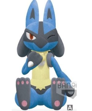 Pokemon Lucario Plush