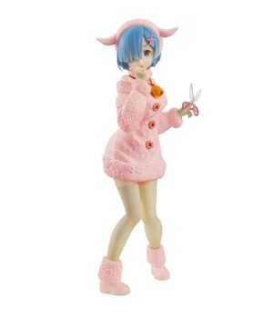 REM Wolf and the Seven Little Goats Pastel Color