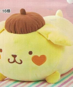 Sanrio Characters Pompompurin Relaxing Plush