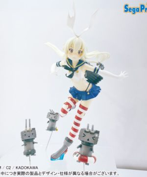 Shimikaze Kai SPM Figure