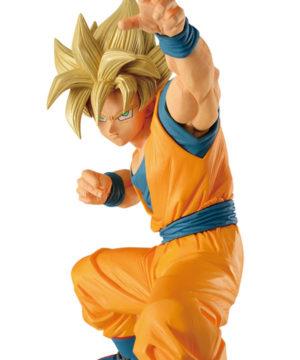 Super Zenkai Solid Vol 1 Super Saiyan Goku