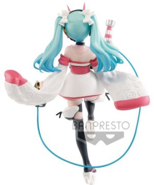 Vocaloid Espresto est Dress & Pattern Racing Miku 2020 Kimono Ver