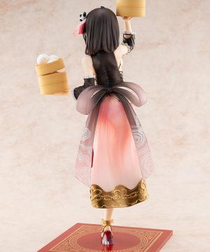 Yunyun Light Novel China Dress