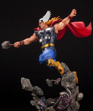 Marvel Avengers Thor Fine Art Statue