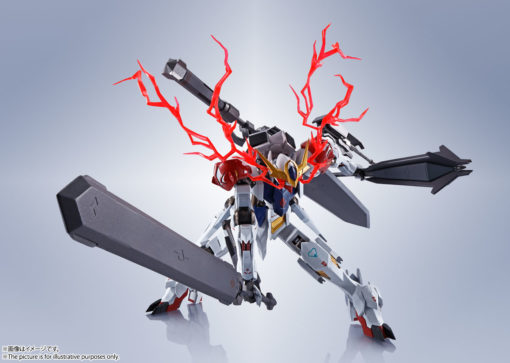 Metal Robot Spirits Side MS Gundam Barbatos Lupus