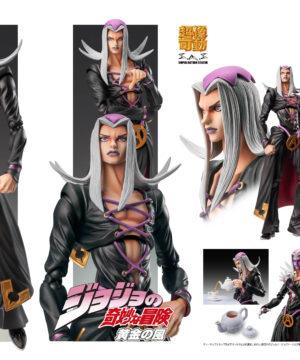 """Super Action Statue """"JoJo's Bizarre Adventure -Part V-"""" Leone Abbacchio"""