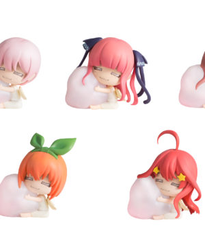 """The Quintessential Quintuplets Season 2"" Trading Figurine"