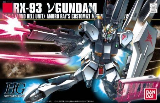 1 144 HGUC RX-93 Nu Gundam