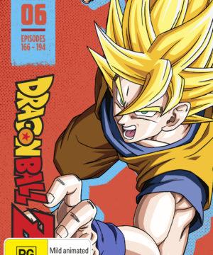 Dragon Ball Z: Season 6 - Limited Edition Steelbook (Blu-Ray)